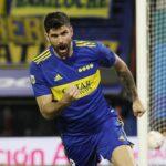 """Orsini consiguió su primer gol con Boca antes del Superclásico: """"¿Un gol llama otro gol? Ojalá sea así"""""""
